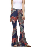 IRDC Bohemian Stretch Bell Bottom Pants