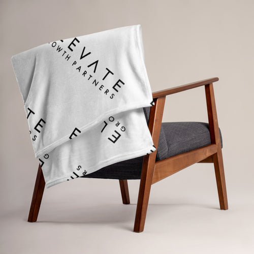 Signature Logo Throw Blanket