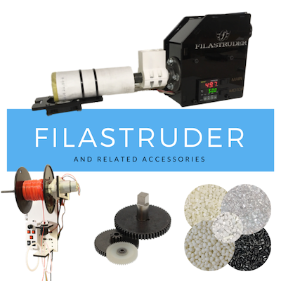 Filastruders & Accessories