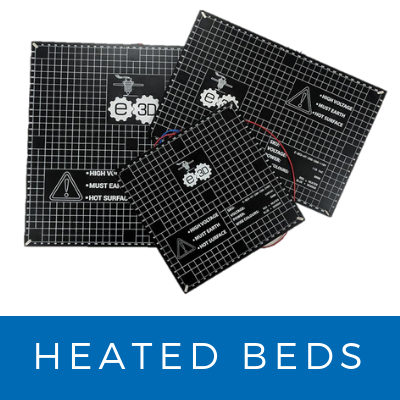 E3D Heated Beds
