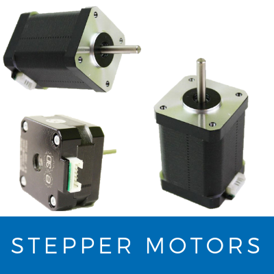 E3D Stepper Motors