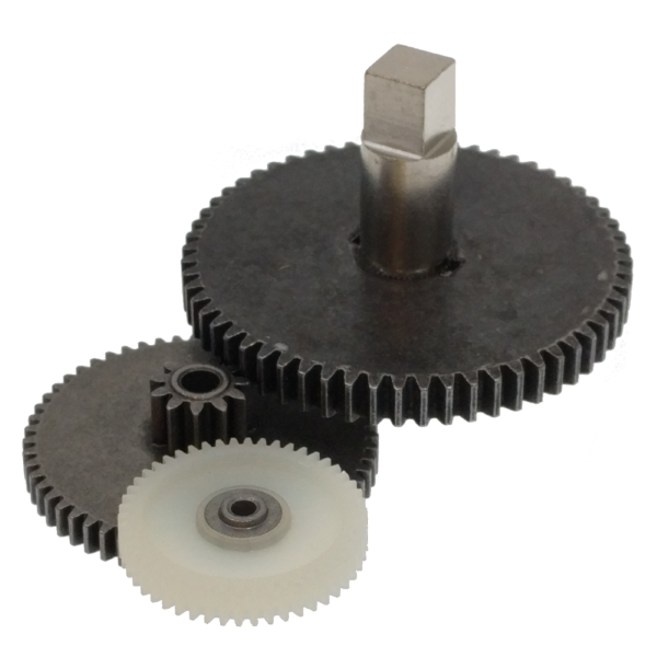 Filastruder Replacement Gears