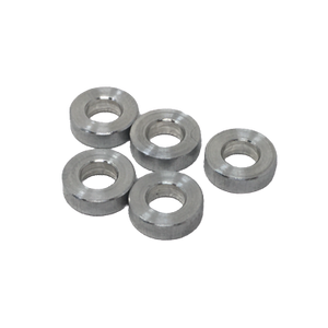 M5 Spacers, 3mm tall, 10mm OD