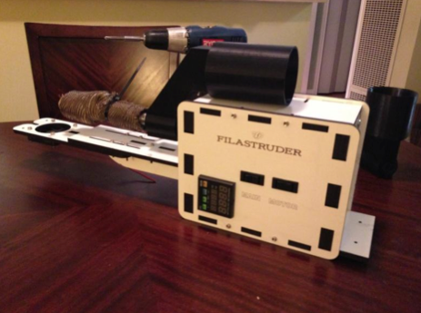 Filastruder Kit Enclosure (Version 1.x)