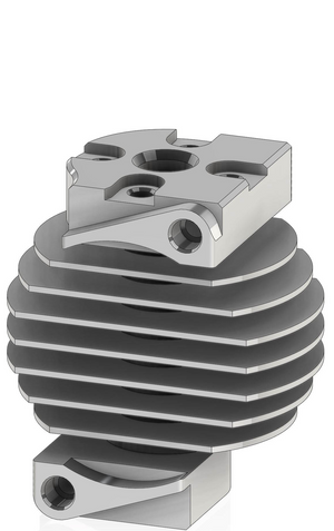 Slice Engineering Copperhead Heat Sink