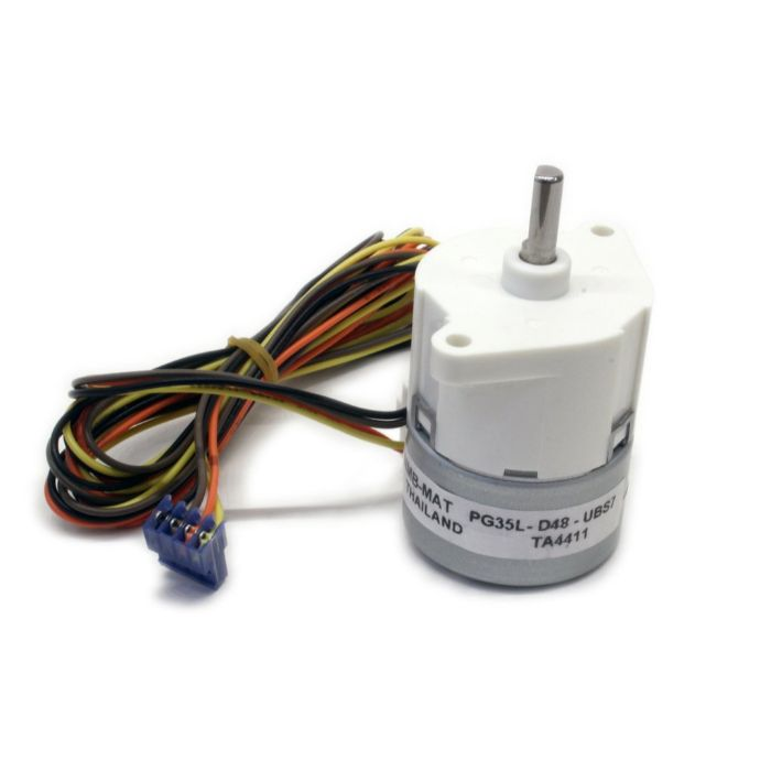 PG35L Geared Stepper Motor