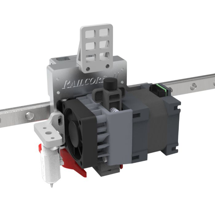 Railcore II 300ZL/ZLT Aluminum Hemera Y-carriage