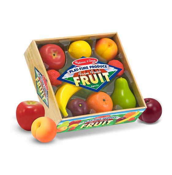 Play Time Fruit 9 Pieces