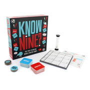 Know Nine Game