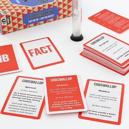 Codswallop Card Game