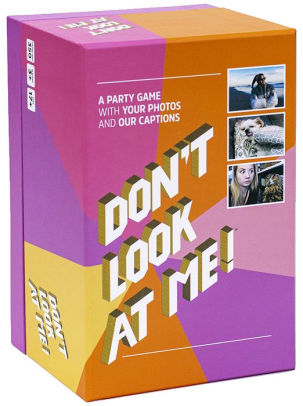 Don't Look At Me! Card Game