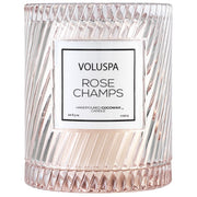 Voluspa Icon Cloche Swirl Candle