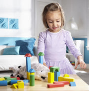 100 Wood Block Set-Toys-M&D-OPUS Design