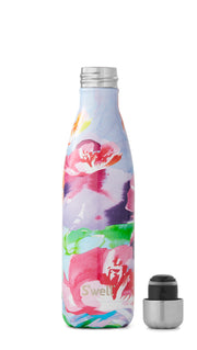S'Well Bottle - Watercolour Floral Collection 500ml Lilac Posy