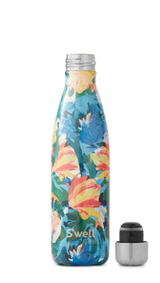 S'Well Bottle - Watercolour Floral Collection 500ml Eden
