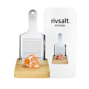 Rivsalt - Kitchen Himalayan Rock Salt Grater