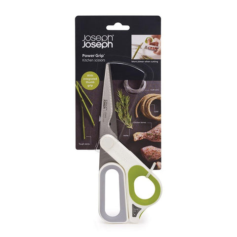 Joseph Joseph - PowerGrip - All-purpose Kitchen Scissors