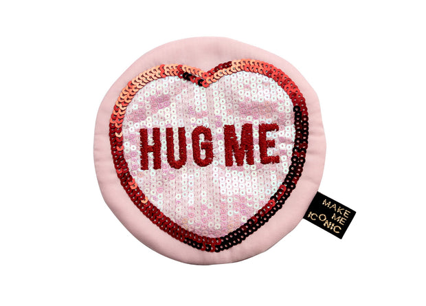 Make Me Iconic Sequin Purse - Hug Me