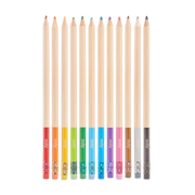 Ooly - Unmistakeables Erasable Coloured Pencils