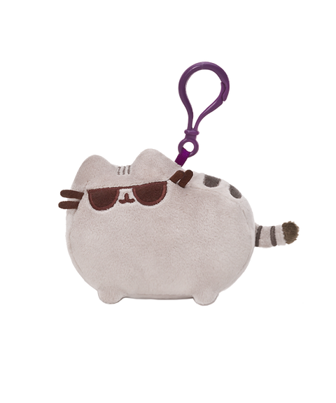 Pusheen Backpack Clip Sunglasses