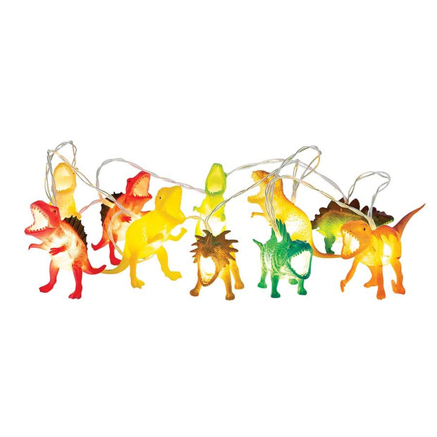 Illuminate String Lights - Dinosaurs