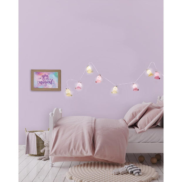 Illuminate String Lights - Unicorn Fantasy