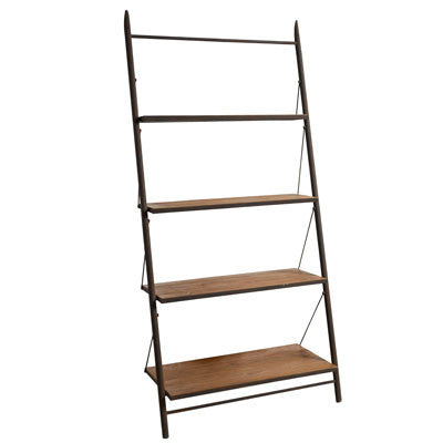 Avis Leaning Shelving Unit