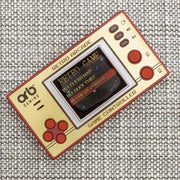 Retro Arcade Pocket Games with LCD screen