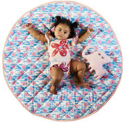 Kip & Co - Happy Days Cotton Baby Playmat