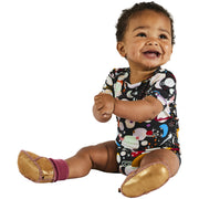 Kip & Co - Planet Kip Organic Short Sleeve Romper