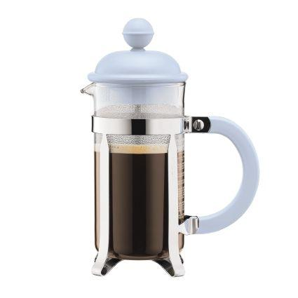 Bodum Caffettiera Coffee Maker 3 Cup (12oz) Blue