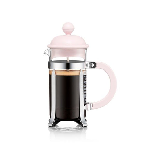 Bodum - Caffettiera Resin French Press - 3 Cup - Strawberry