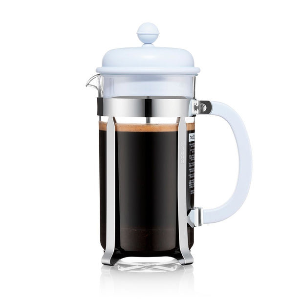 Bodum - Caffettiera Resin French Press - 8 Cup - Blue Moon