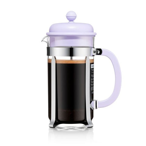 Bodum - Caffettiera Resin French Press - 8 Cup - Verbena