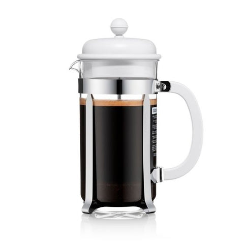 Bodum - Caffettiera Resin French Press - 8 Cup - Shadow