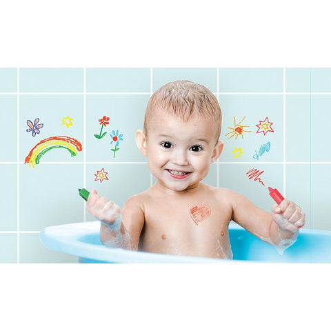 IS Gift - Bath Crayons (6 pack)