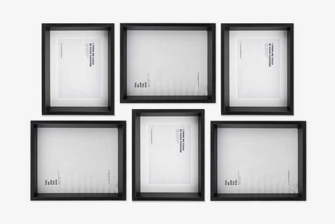 Corban & Blair - Maheno Wall Of Frames - Black