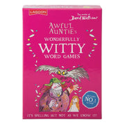 Lagoon - David Walliams Awful Auntie's Witty Word Games
