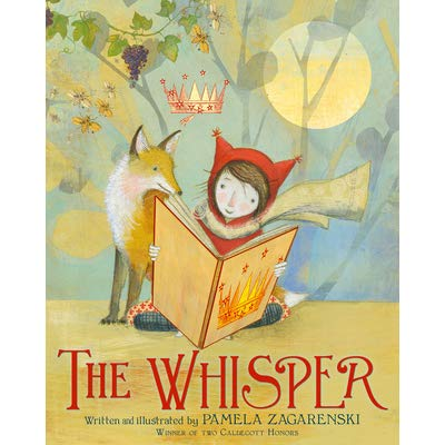 The Whisper by Pamela Zagarenski
