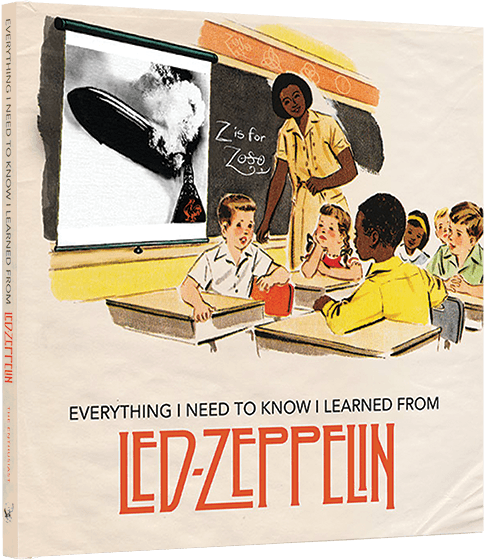 Led Zeppelin Everything Book