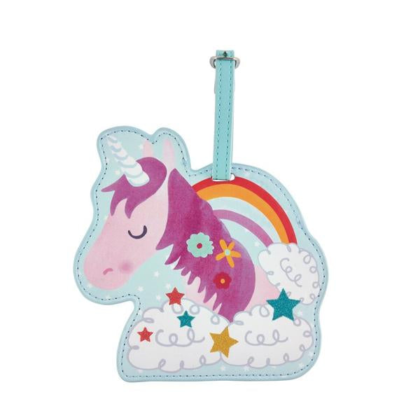 Floss & Rock - Unicorn Luggage Tag