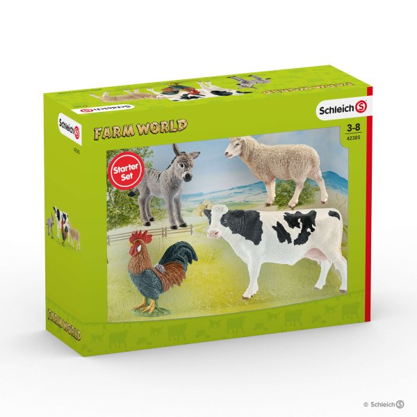Farm World Starter Set