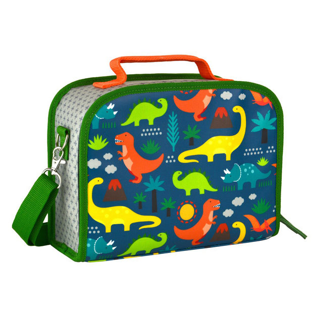 Petit Collage - Dinosaurs Eco-Friendly Lunch Box