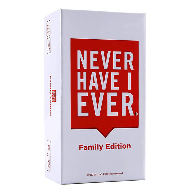 Never Have I Ever! Family Edition