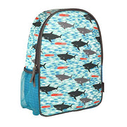 Petit Collage - Sharks Eco-Friendly Backpack
