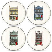 Squidinki - Inner City Collection Canape Plates