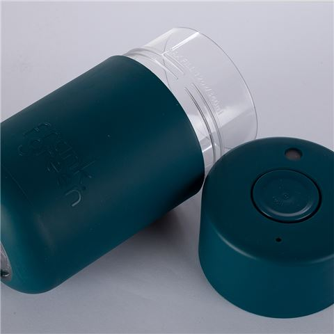Frank Green - Original Reusable Cup: Marine Blue 12oz