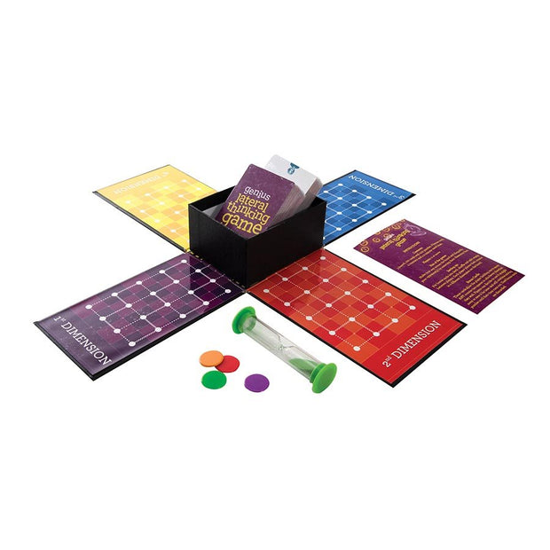 Lagoon Einstein Genius Lateral Thinking Game