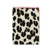Kate Spade - Top Spiral Notepad Forest Feline