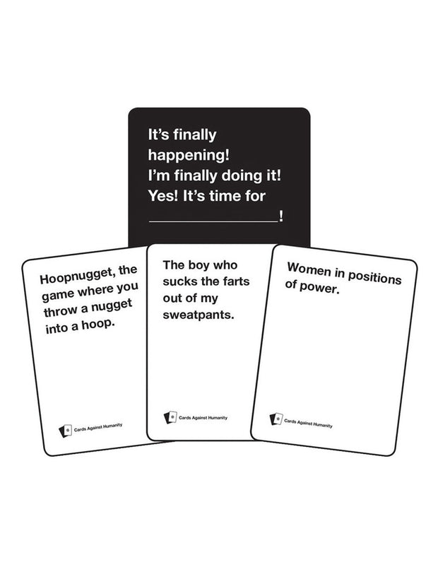Cards Against Humanity Absurd B